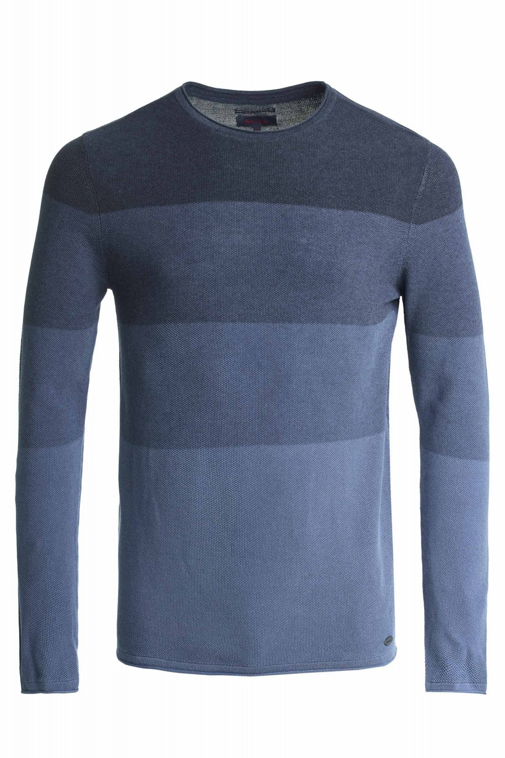 Sweater with bar stripe effect - Salsa