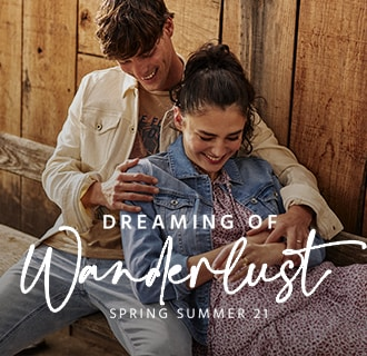DREAMING OF WANDERLUST - SPRING / SUMMER
