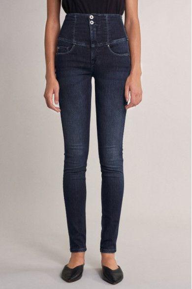 Pantalones Skinny Mujer Salsa Jeans