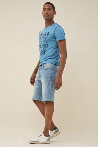 Comprar Pantalones Cortos Online Bermudas Hombre Salsa Jeans